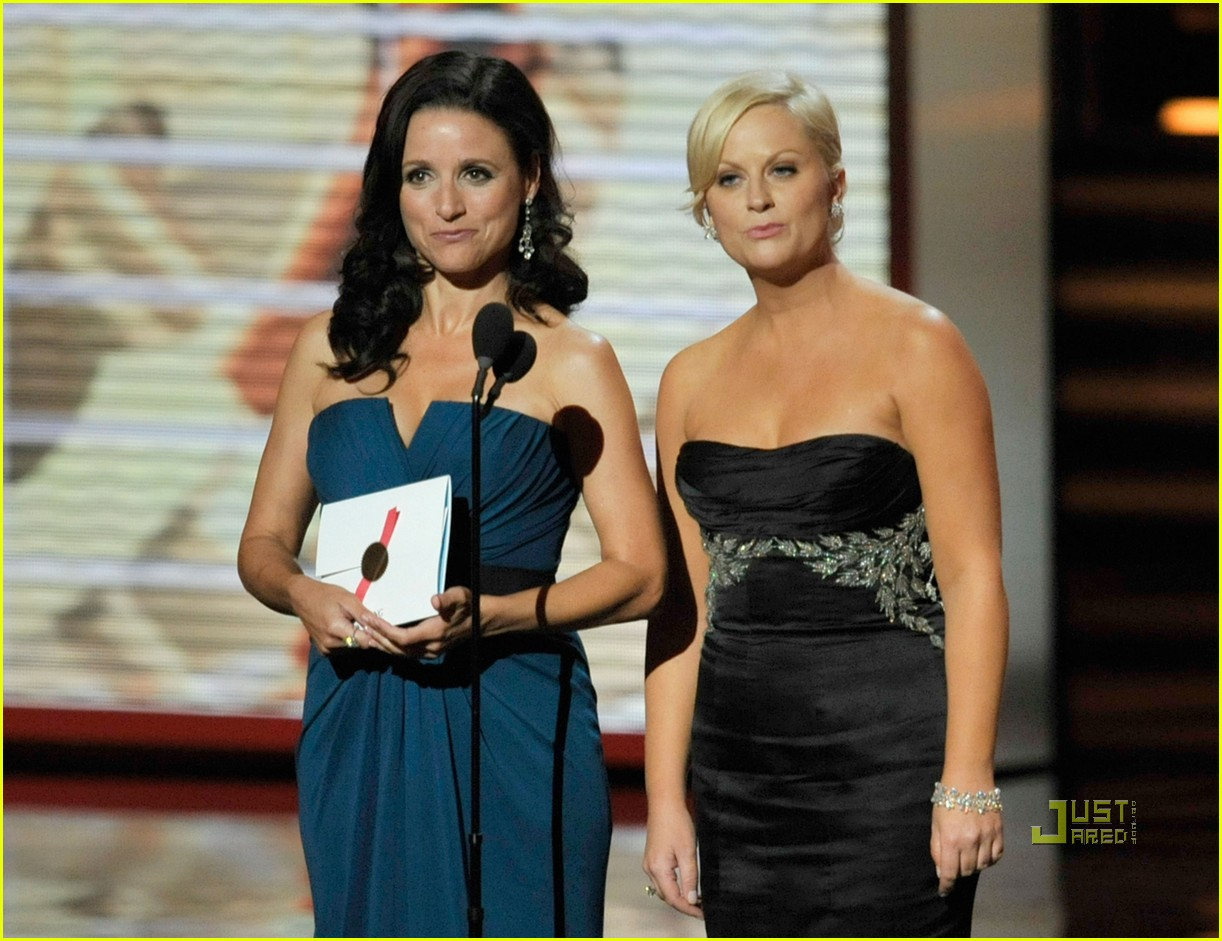 amy poehler emmy awards 2009 11