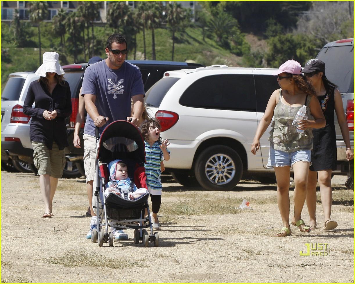 Adam Sandler: Labor Day Family Fun: Photo 2195421 | Adam Sandler