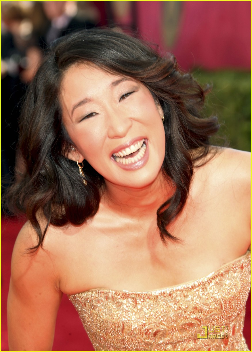 sandra oh emmy awards 2009 012230172