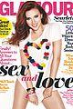 scarlett johansson glamour cover november 2009 01