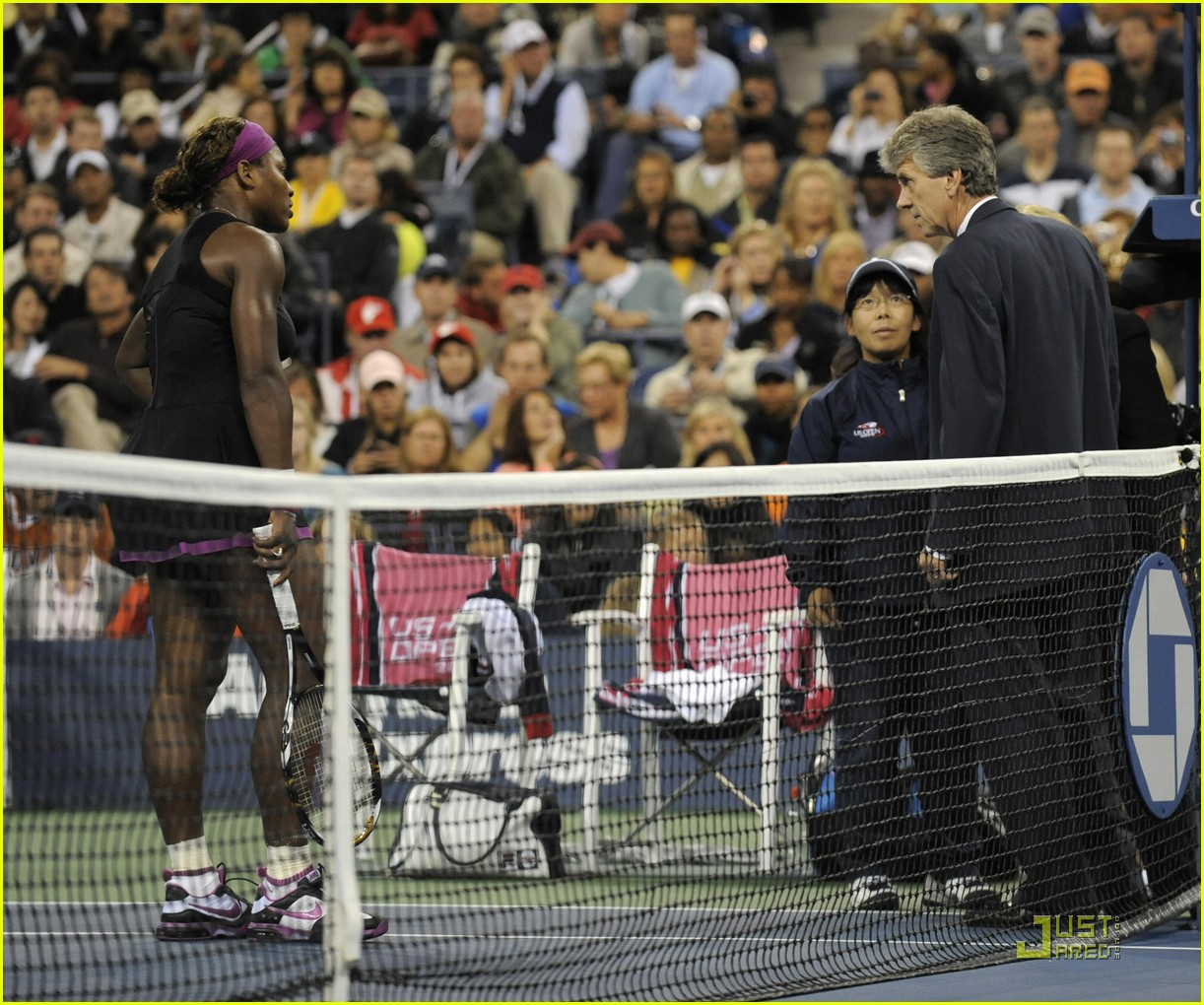 serena williams racket us open 17