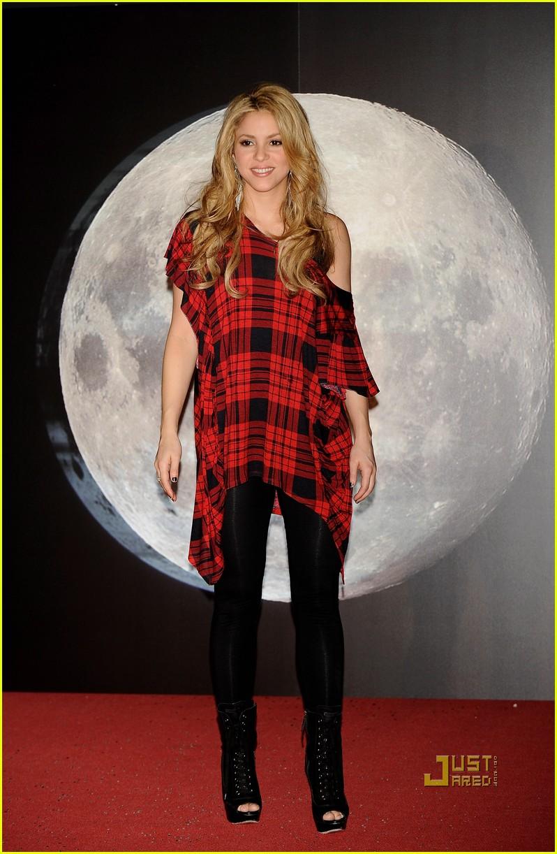Shakira: Full Moon In Madrid!!: Photo 2249842
