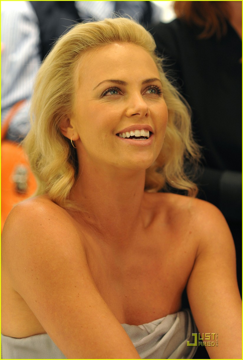 charlize theron dior darling 12