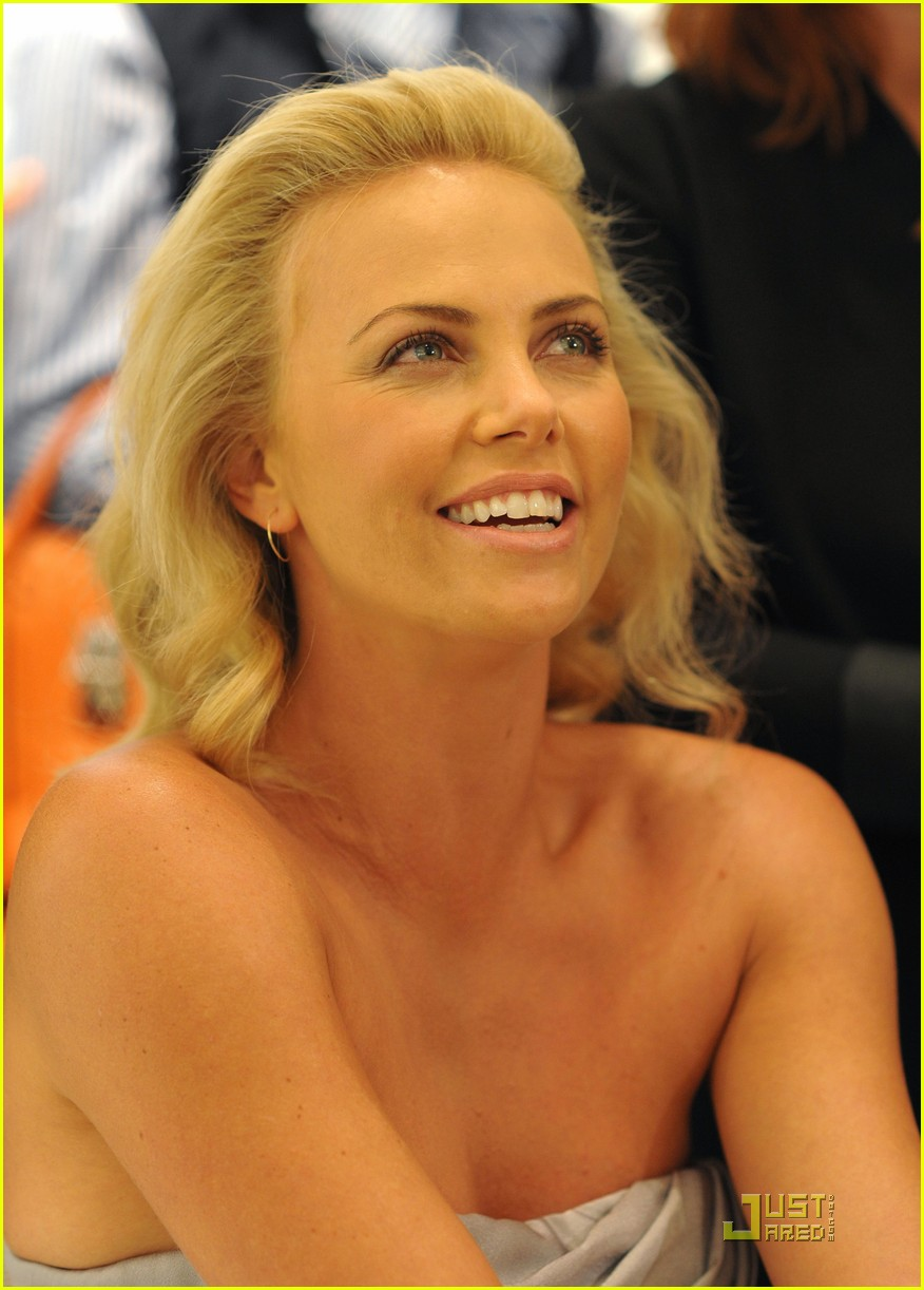 charlize theron dior darling 27