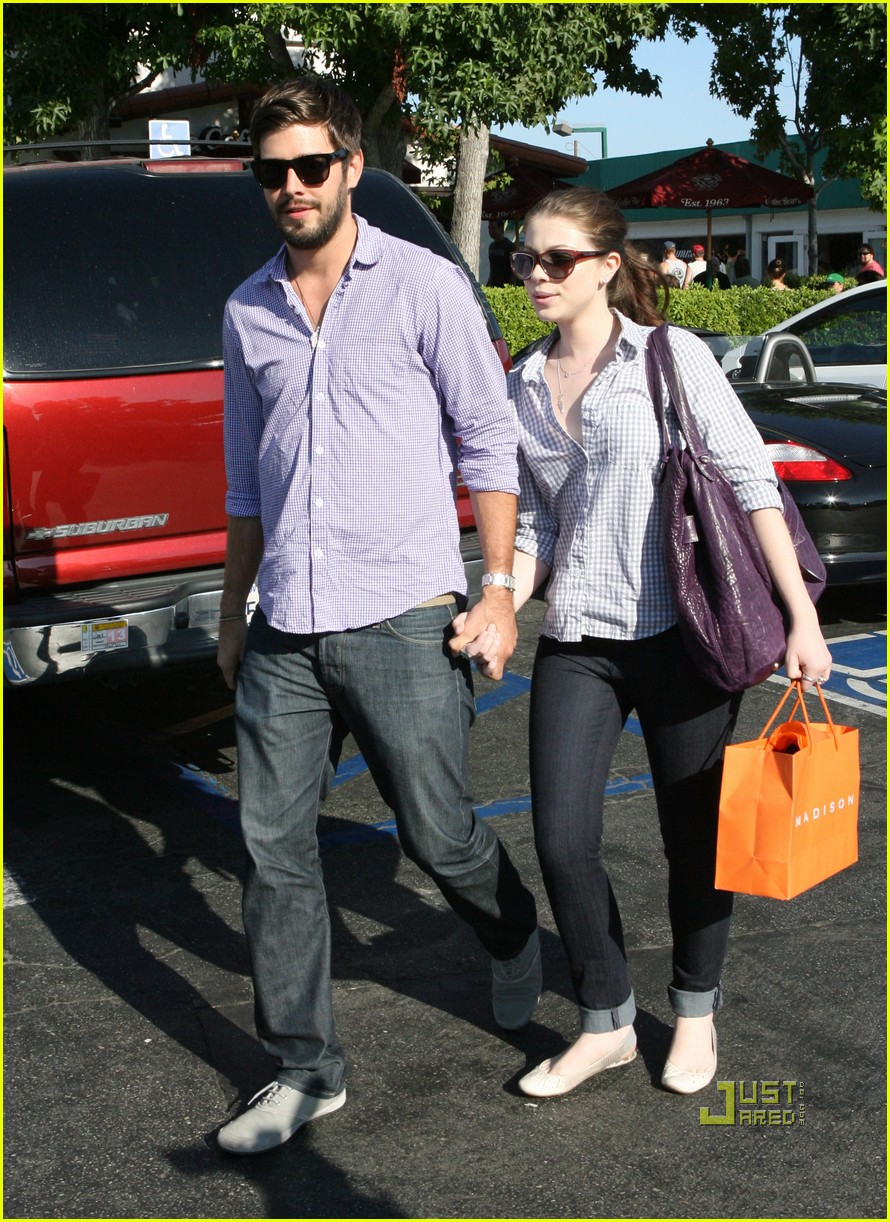 michelle trachtenberg engaged scott sanford 10