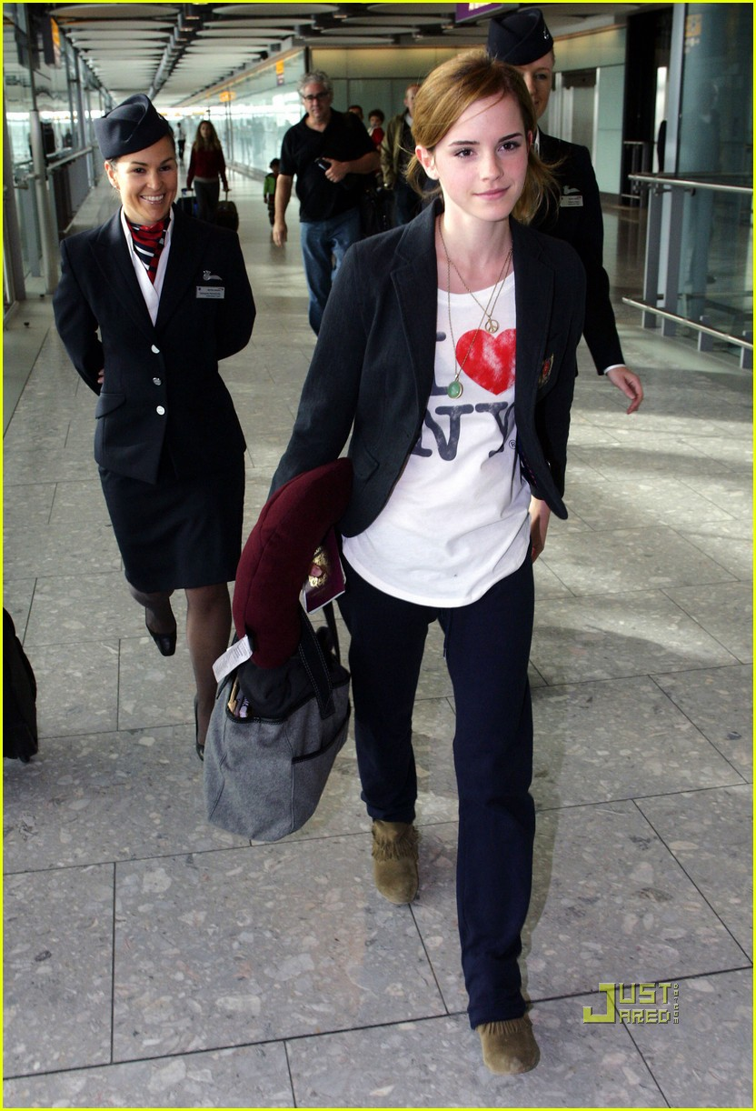 Emma Watson  I Love New York!!!  Photo 2233682  9afe6a1bf8e