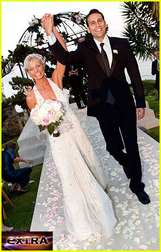 jaime pressly wedding pictures 02