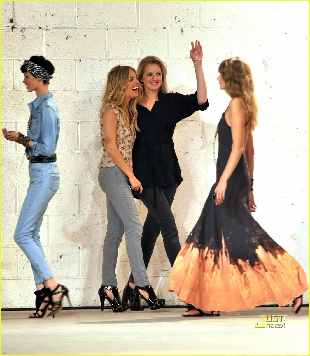 sienna miller twenty8twelve london fashion week 02