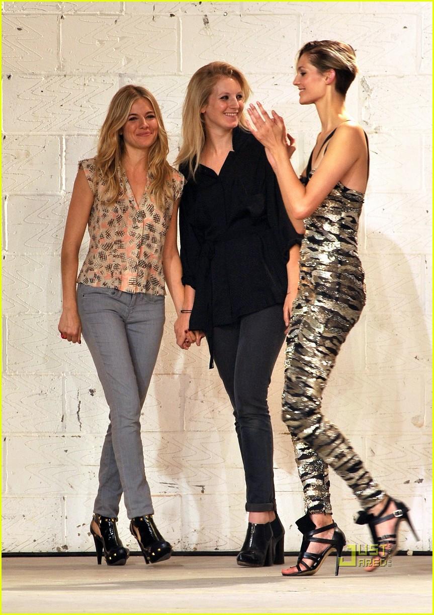sienna miller twenty8twelve london fashion week 052239952