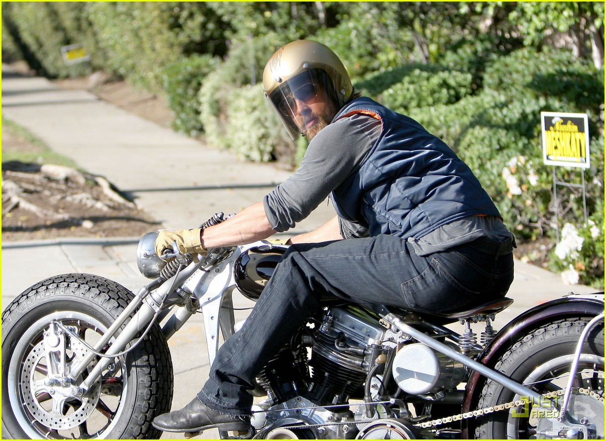 brad pitt biker brash 182311062