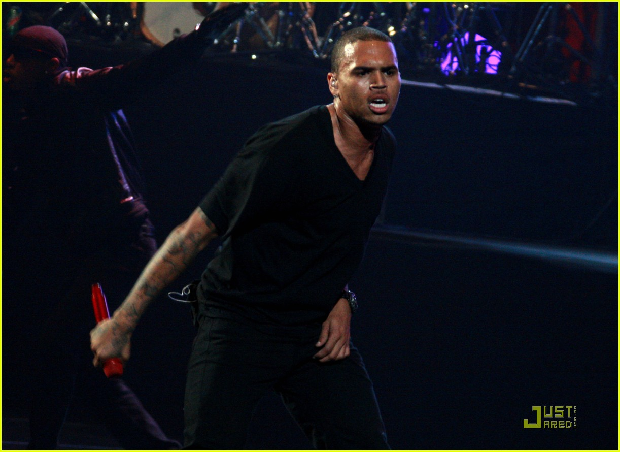 chris brown performs at powerhouse 182319041