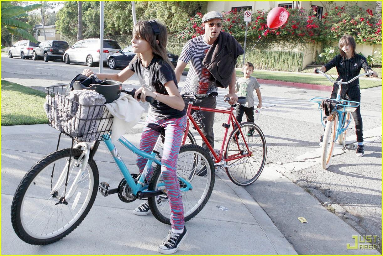 justin chambers kids bike ride 102313731