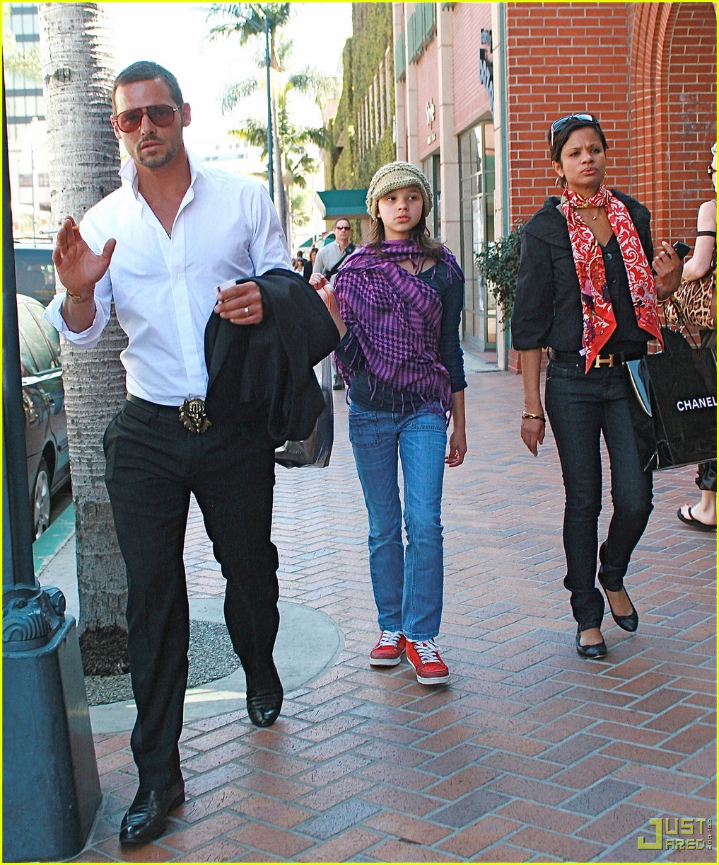 justin chambers and his wife