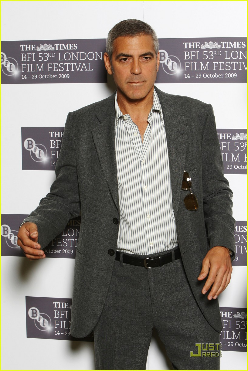 george clooney fantastic photos 192287312
