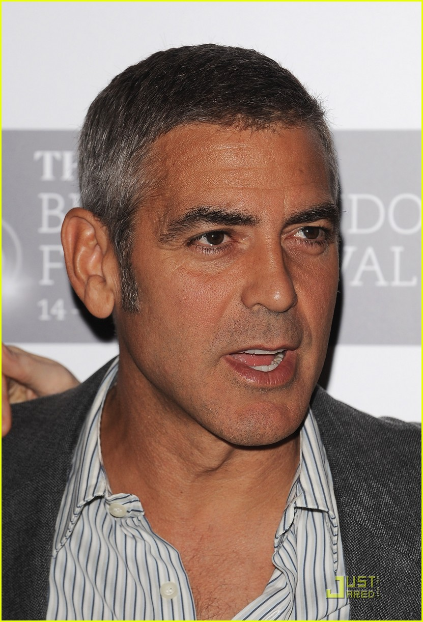 george clooney fantastic photos 232287352