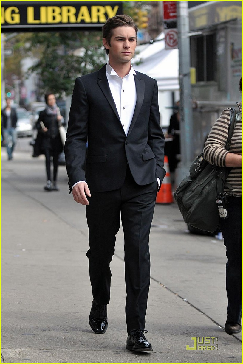 chace crawford clean cut 022258941