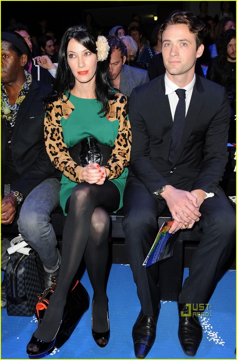 Dita Von Teese couple