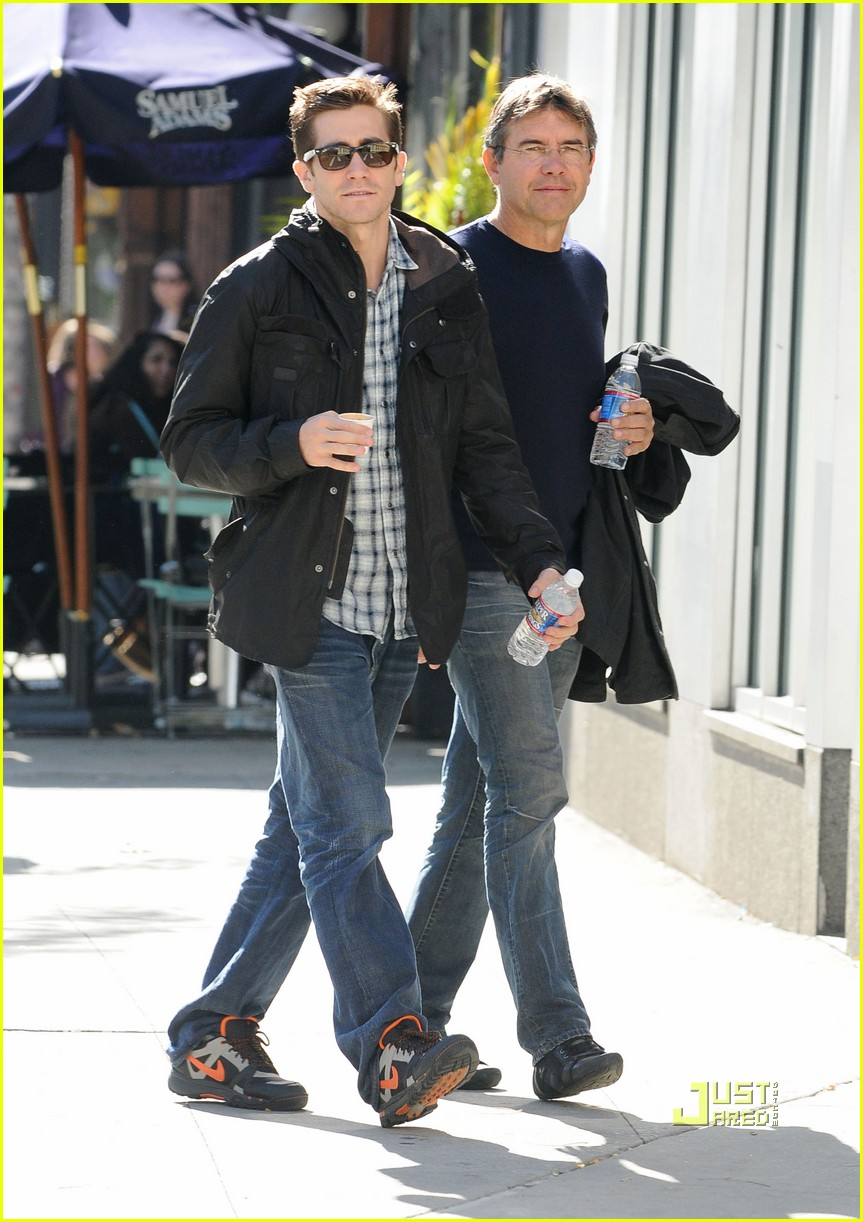 jake gyllenhaal father son time 012311822