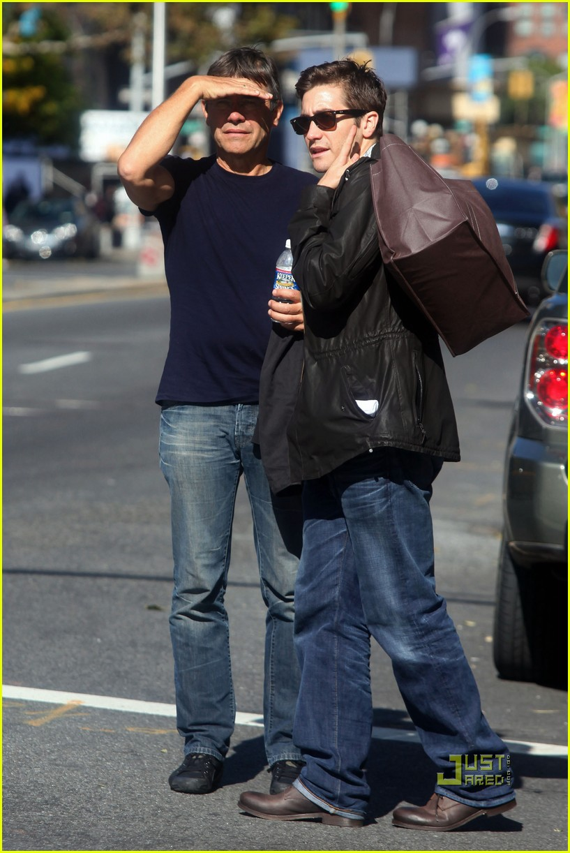jake gyllenhaal father son time 042311852