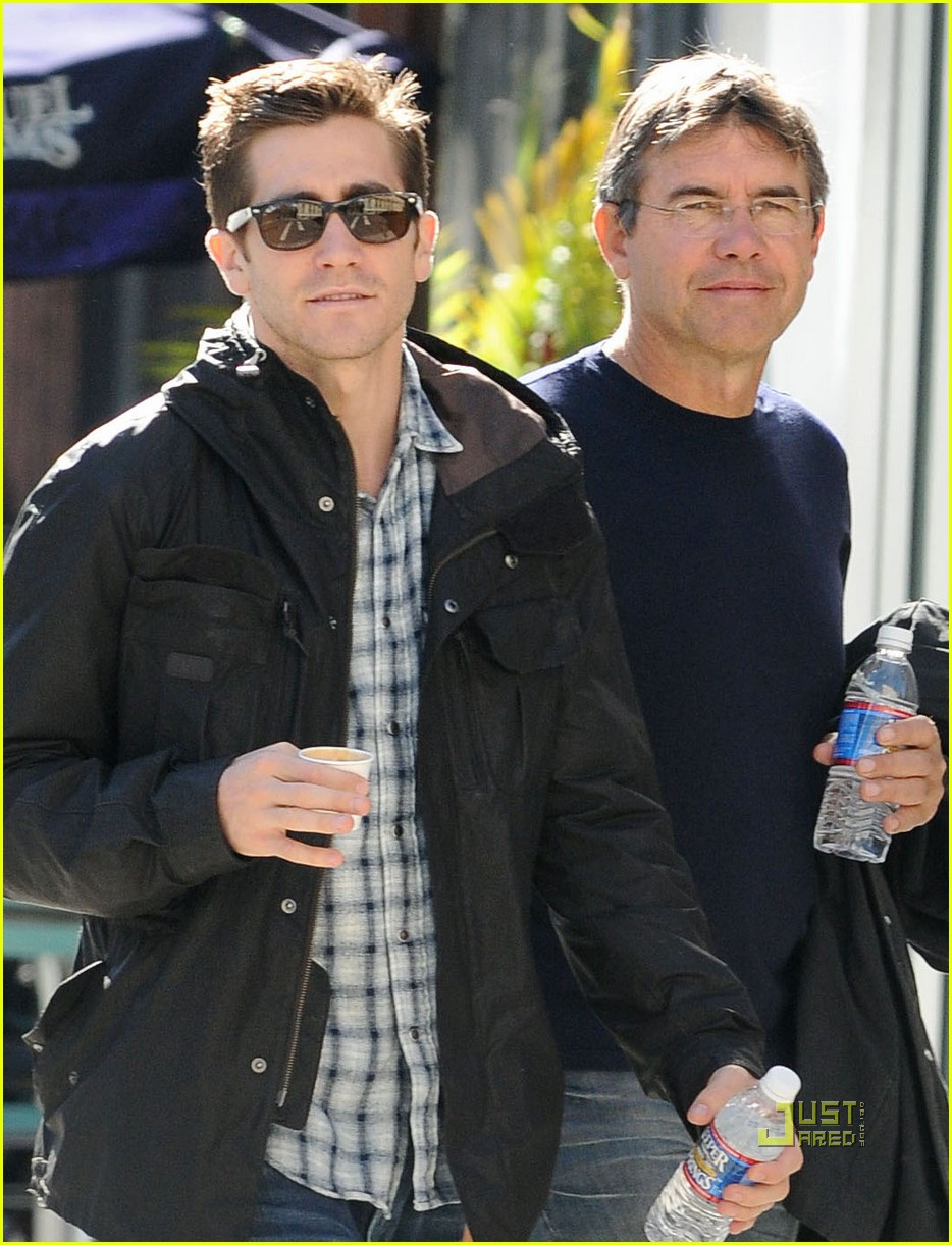 jake gyllenhaal father son time 102311912