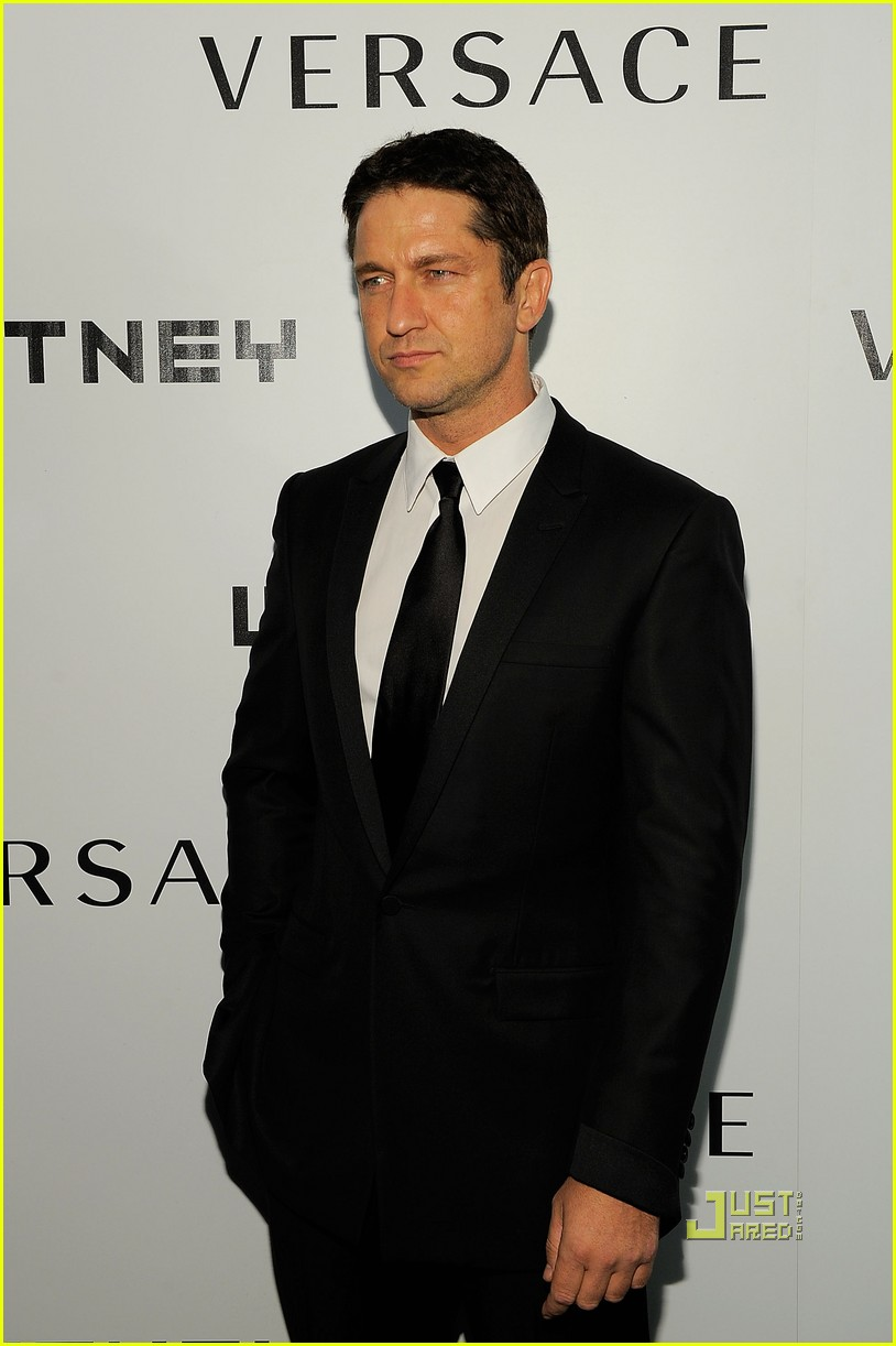 gerard butler whitney studio party 102299001