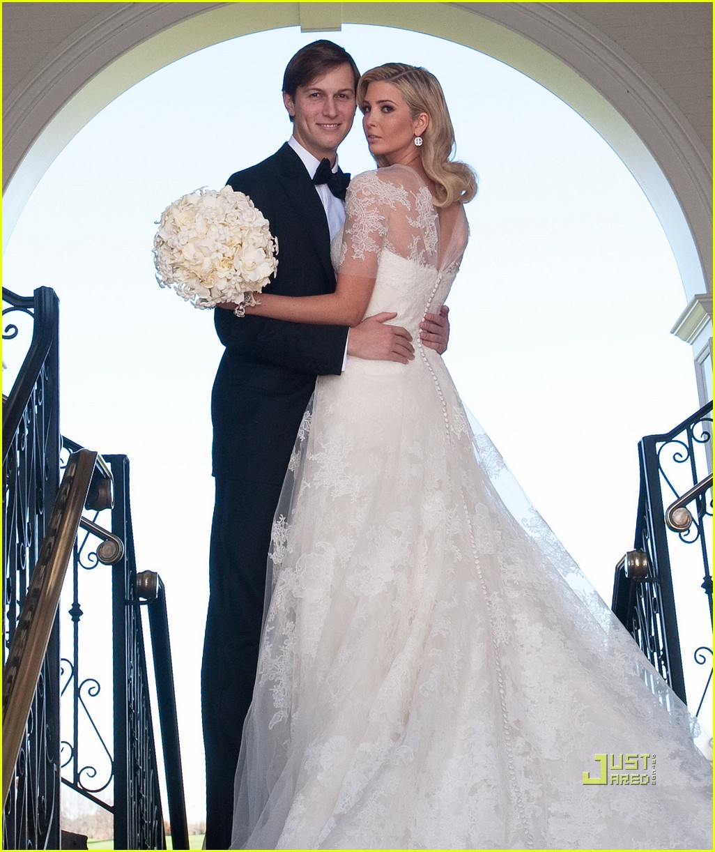 Story Donald Trump Wedding Photos: Ivanka Trump: First Wedding Pictures!: Photo 2314071