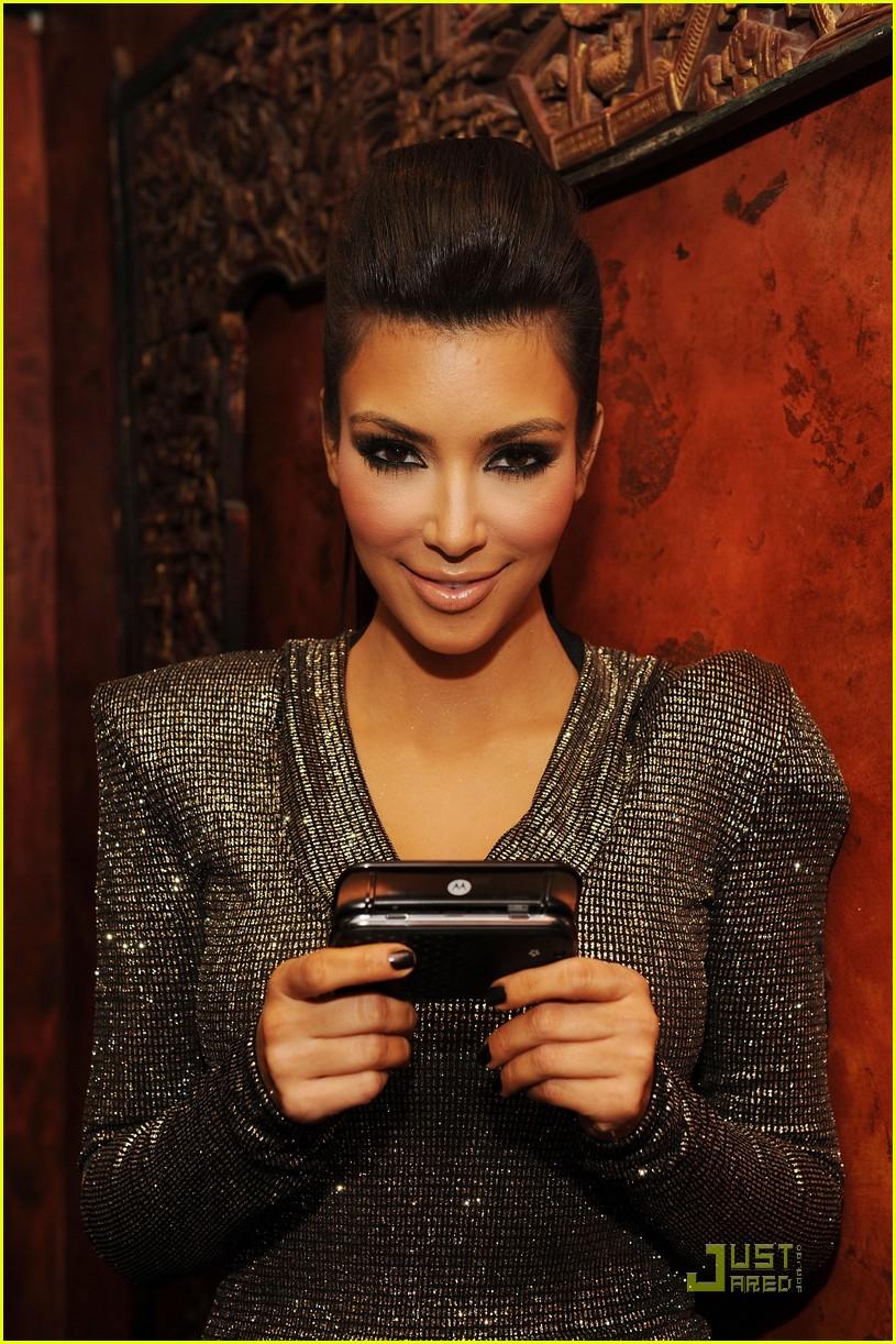 kim kardashian tao birthday party 012298471