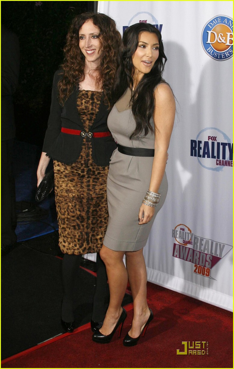kim kardashian 2009 fox reality channel really awards 16