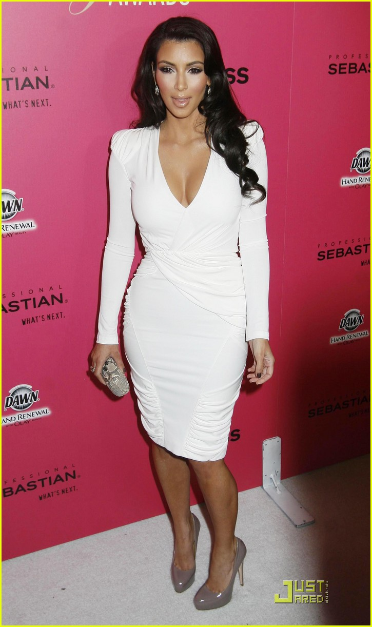 kim kardashian 2009 annual hollywood style awards 092280811