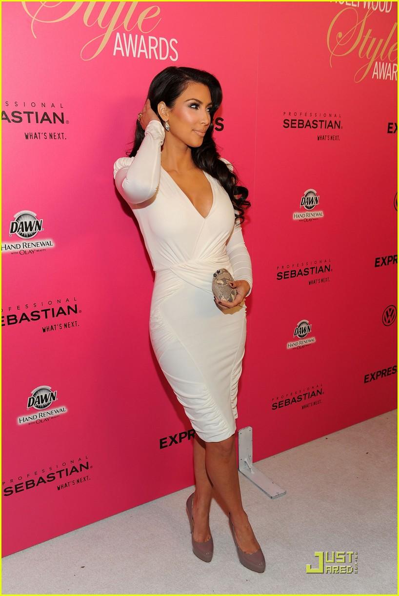 kim kardashian 2009 annual hollywood style awards 112280831