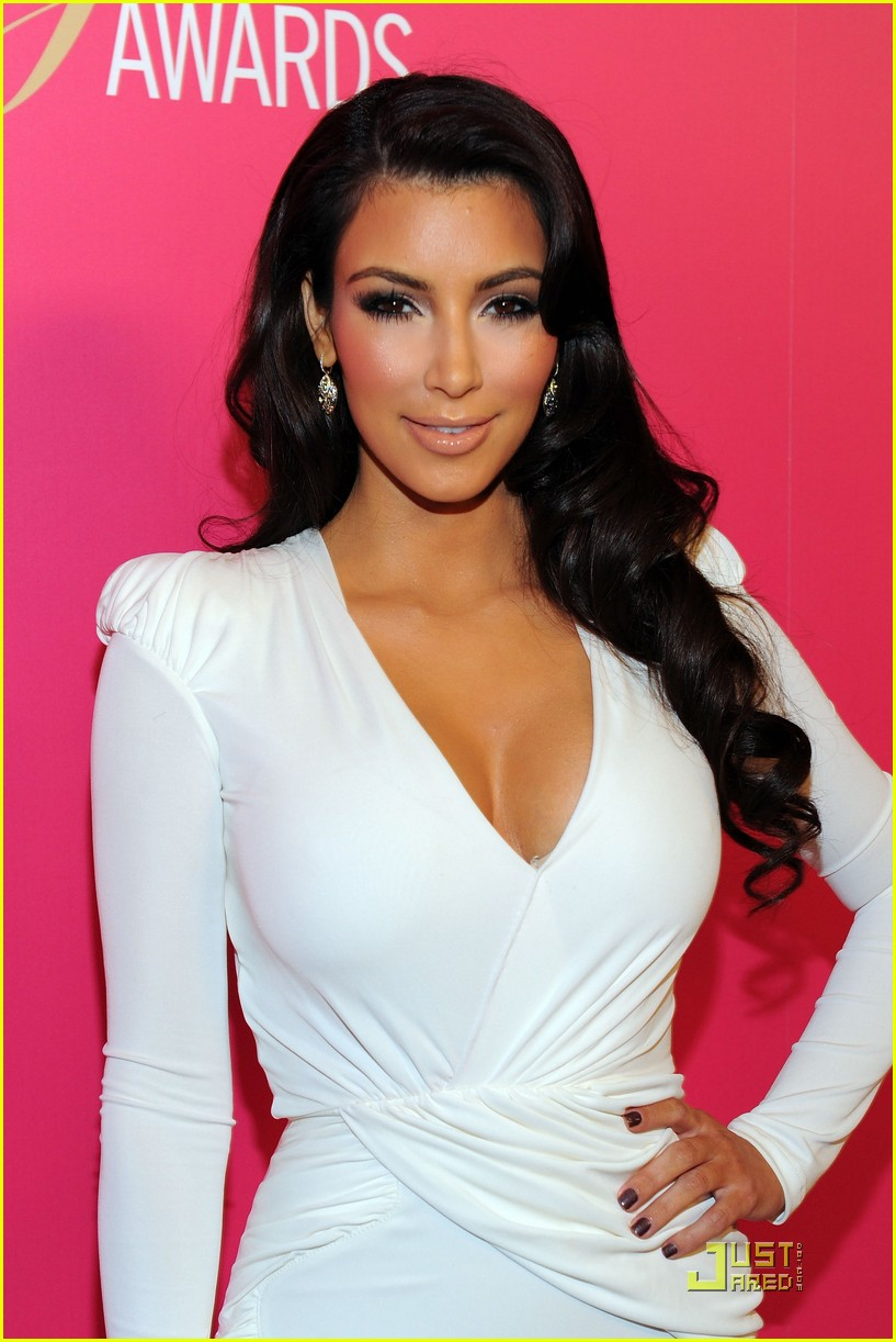 kim kardashian 2009 annual hollywood style awards 132280851