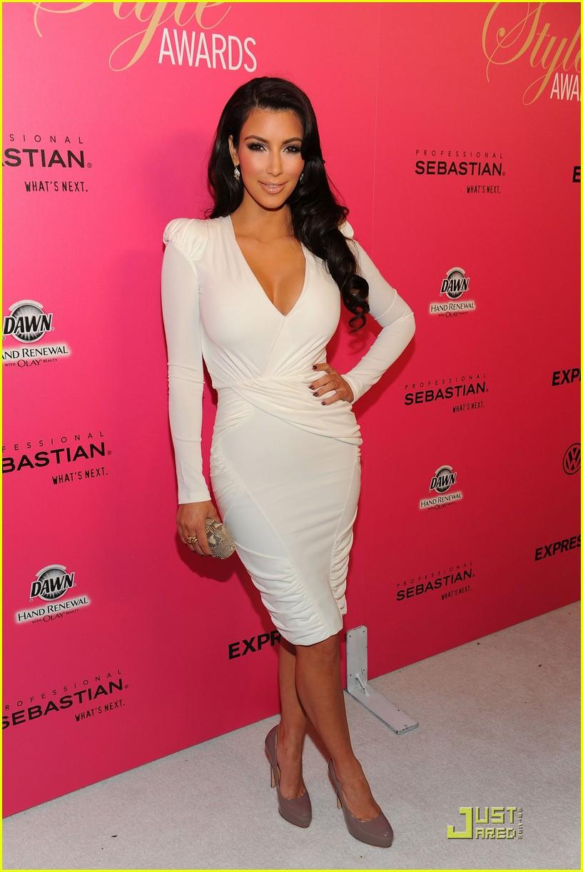 kim kardashian 2009 annual hollywood style awards 162280881
