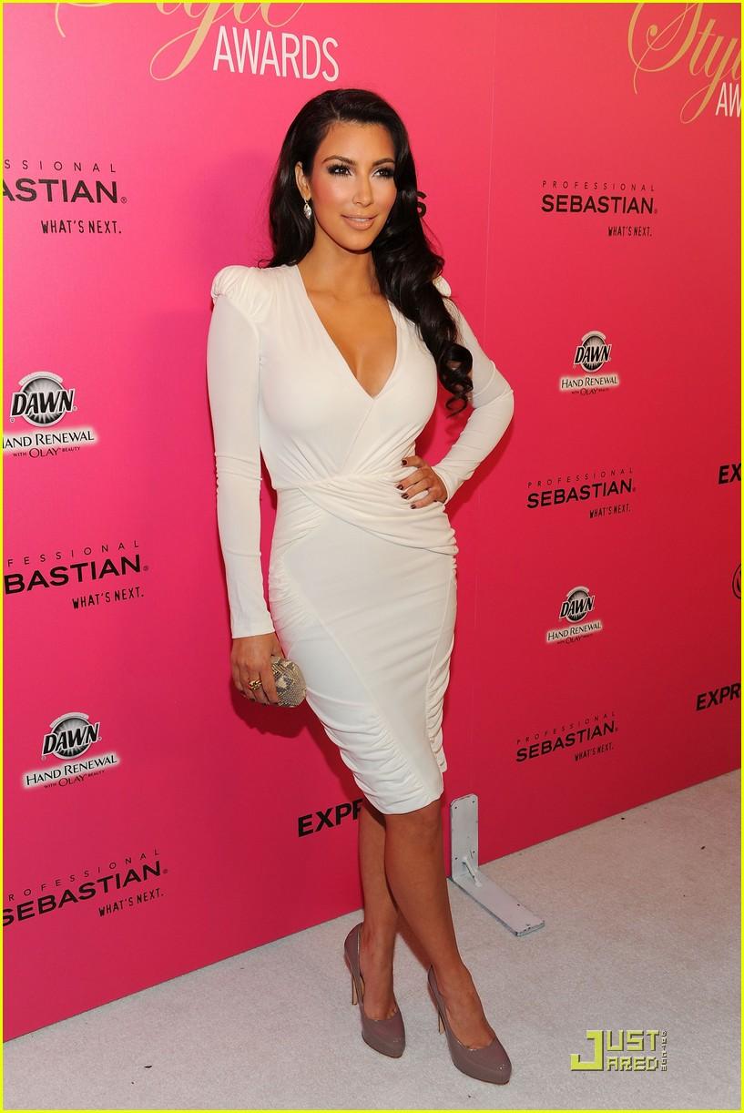 kim kardashian 2009 annual hollywood style awards 172280891