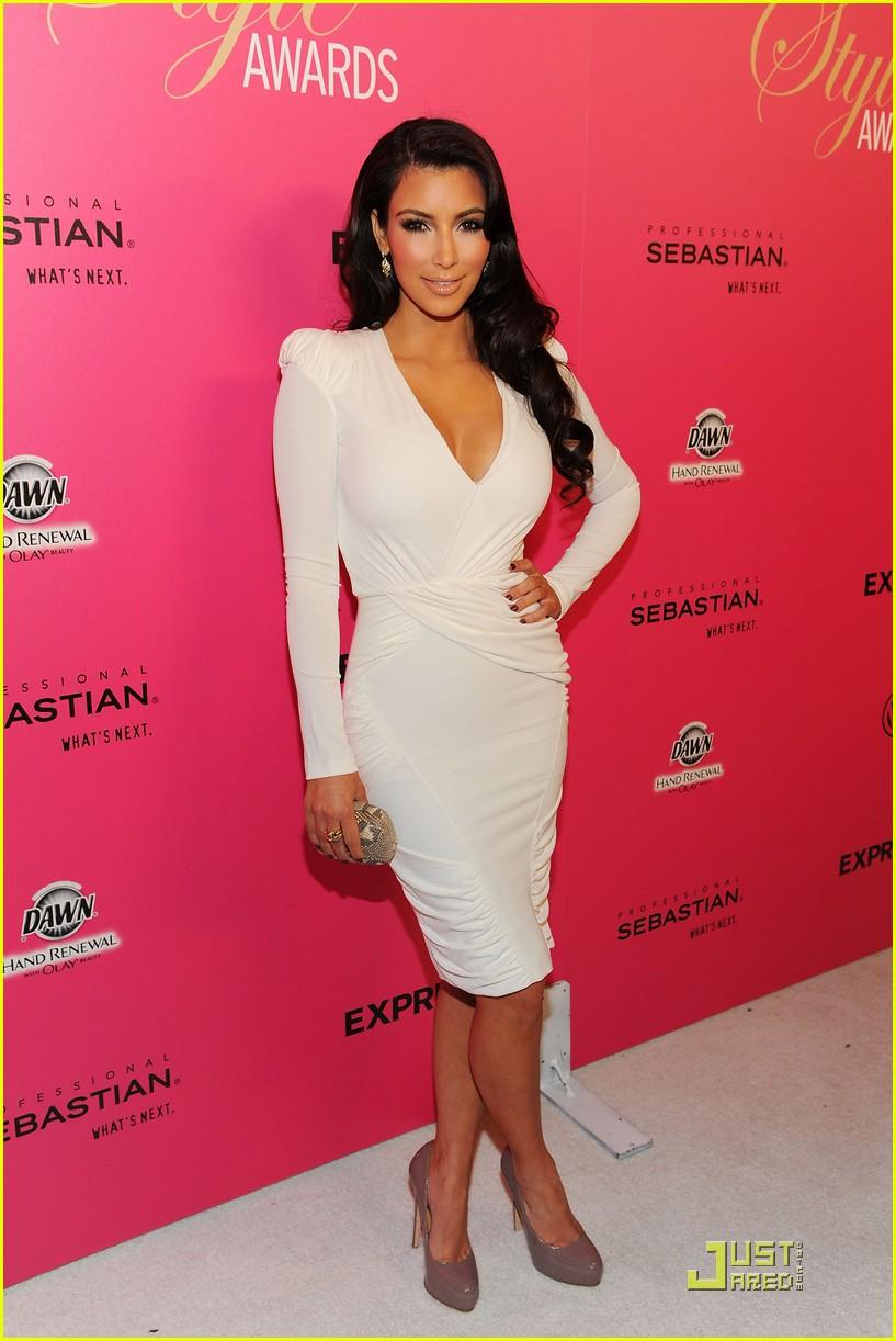 kim kardashian 2009 annual hollywood style awards 182280901