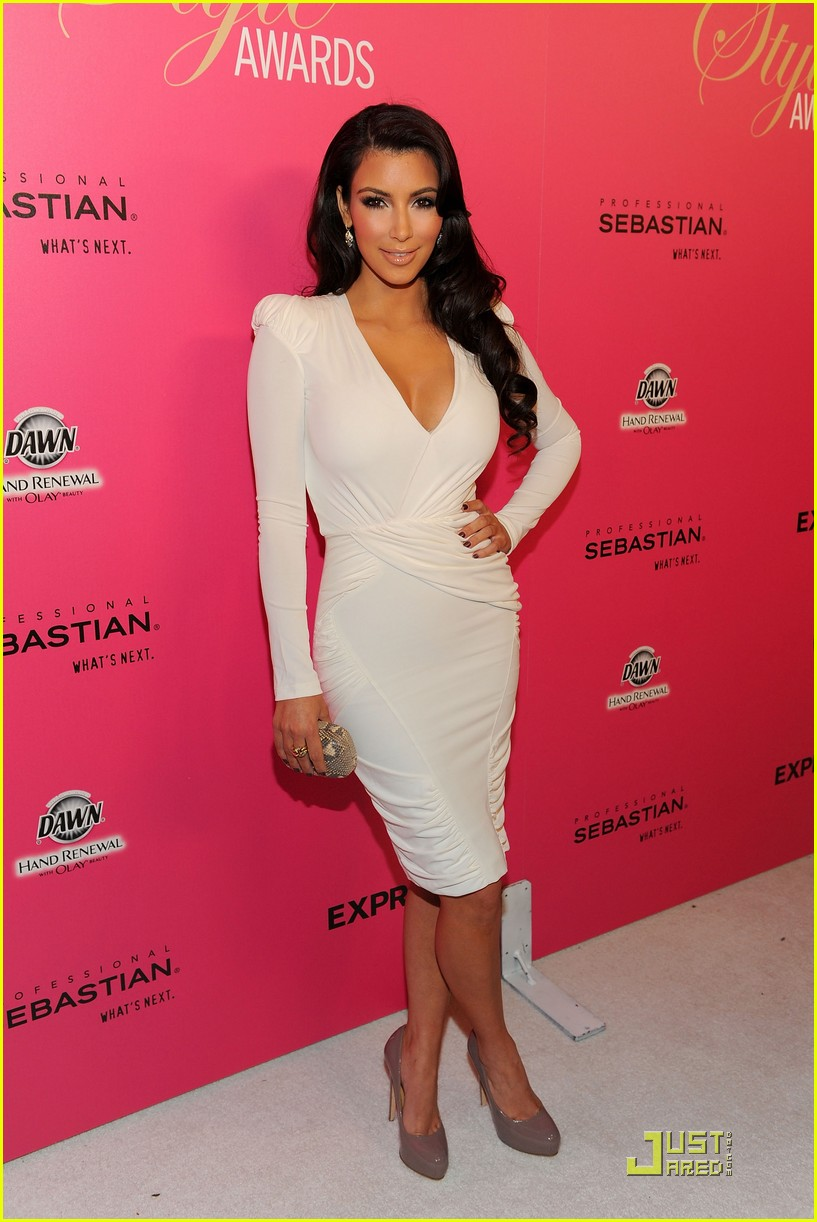 kim kardashian 2009 annual hollywood style awards 192280911