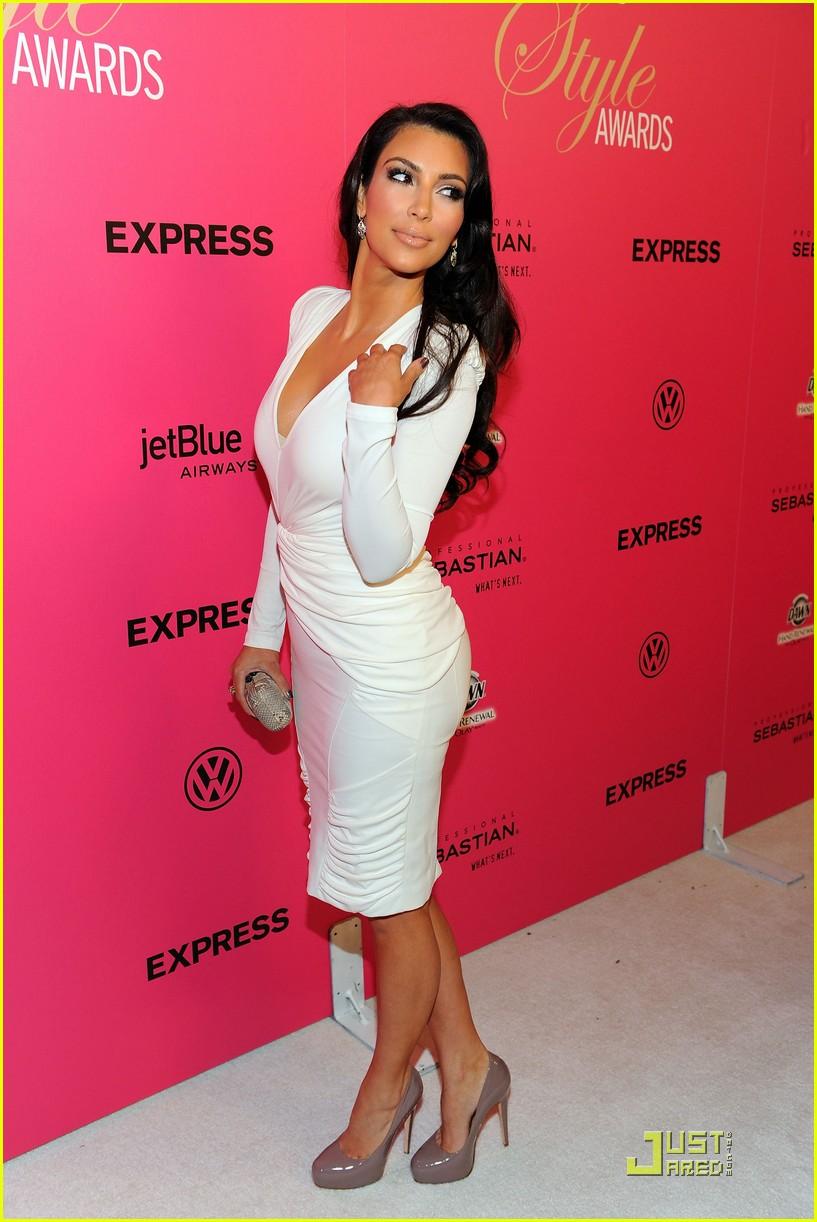 kim kardashian 2009 annual hollywood style awards 212280931