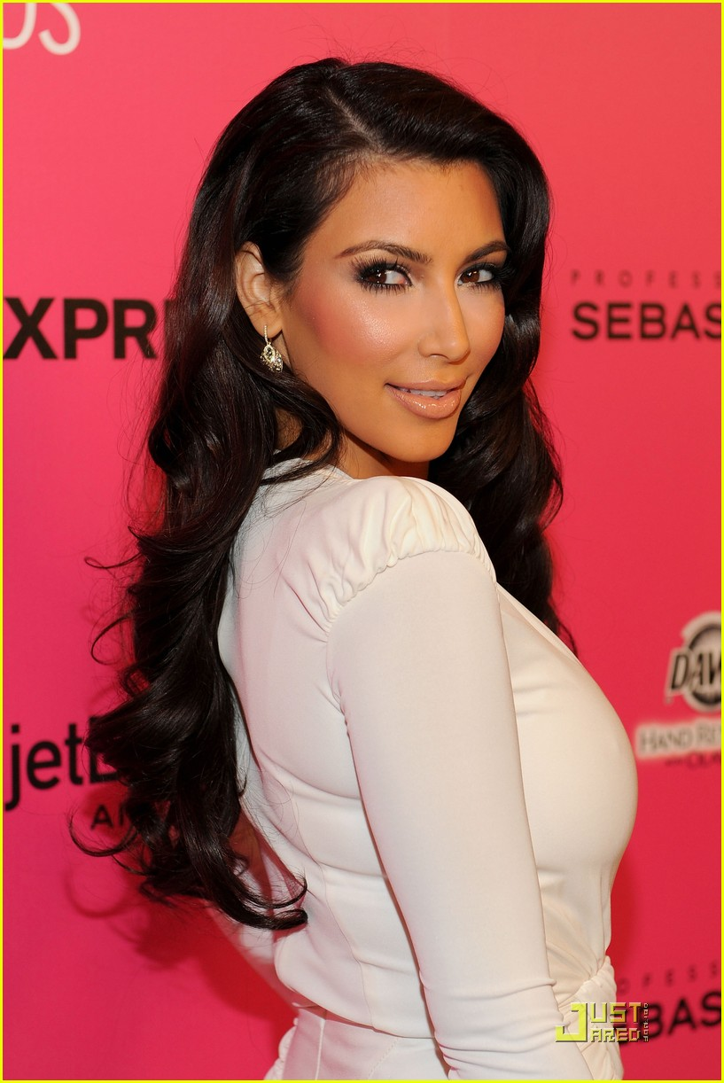 kim kardashian 2009 annual hollywood style awards 222280941