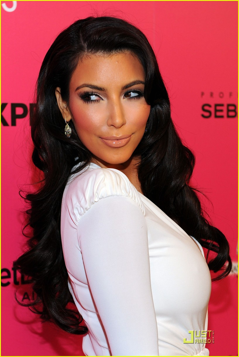 kim kardashian 2009 annual hollywood style awards 242280961