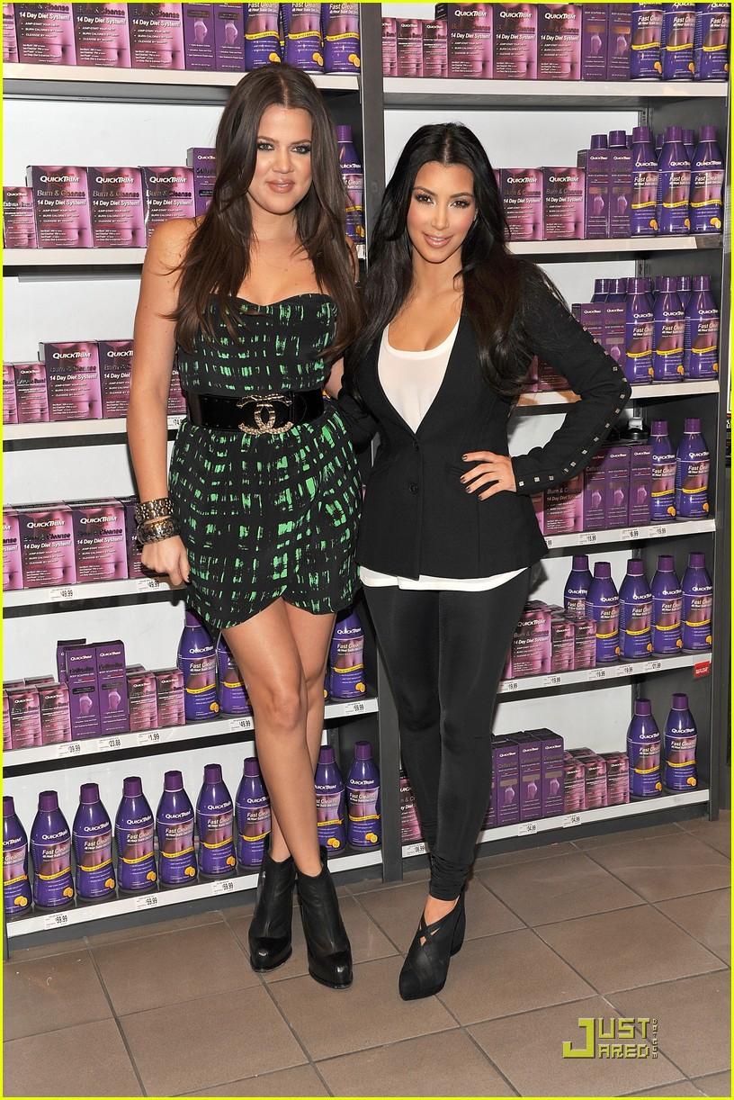 kim khloe kardashian queens of quicktrim 042290301