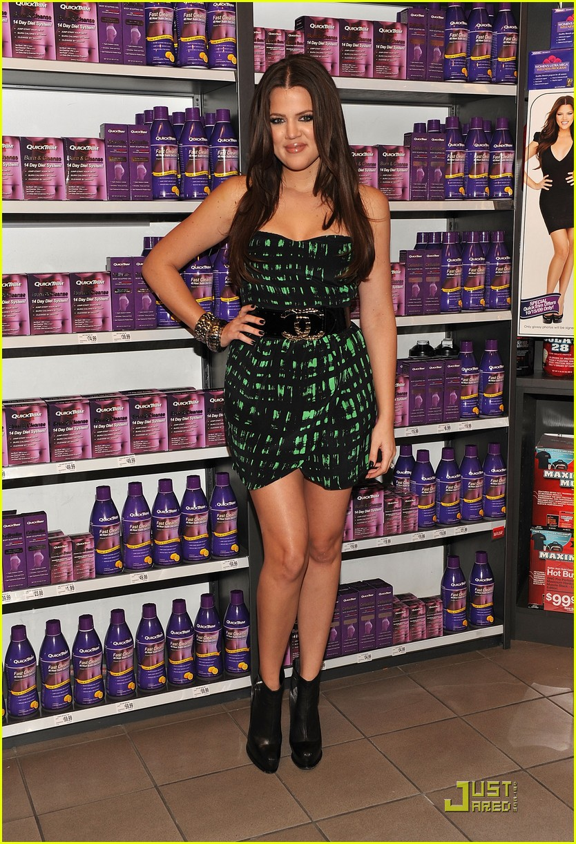 kim khloe kardashian queens of quicktrim 112290371