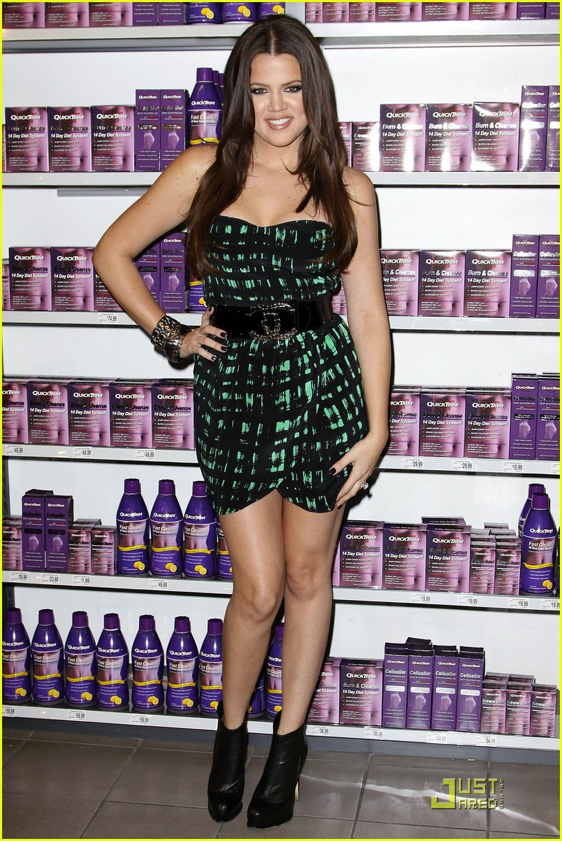 kim khloe kardashian queens of quicktrim 222290481