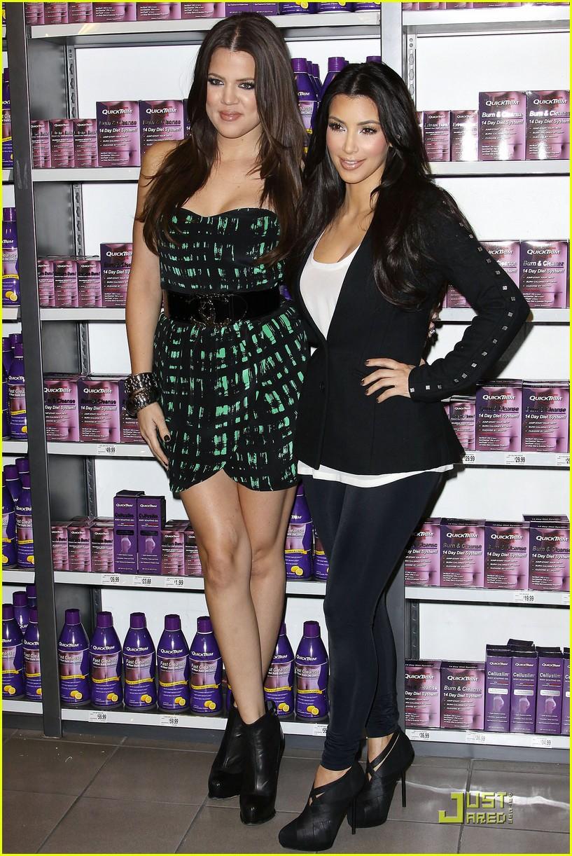 kim khloe kardashian queens of quicktrim 262290521