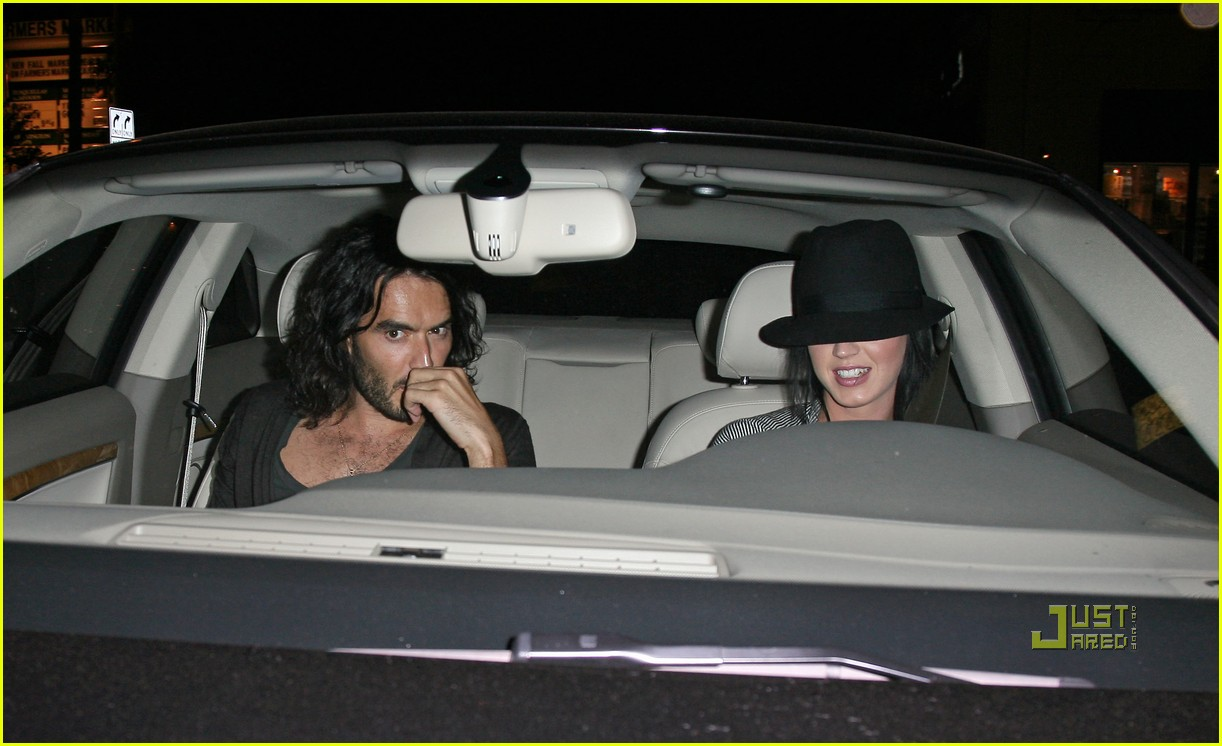 katy perry russell brand the grove 06