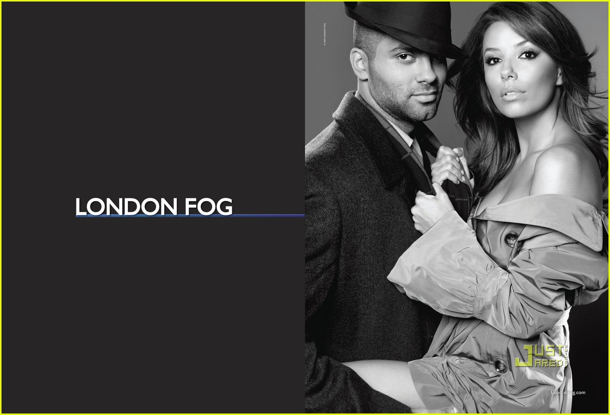 eva longoria london fog ads 072302442