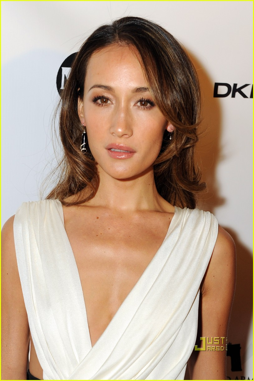 Young Maggie Q nude photos 2019