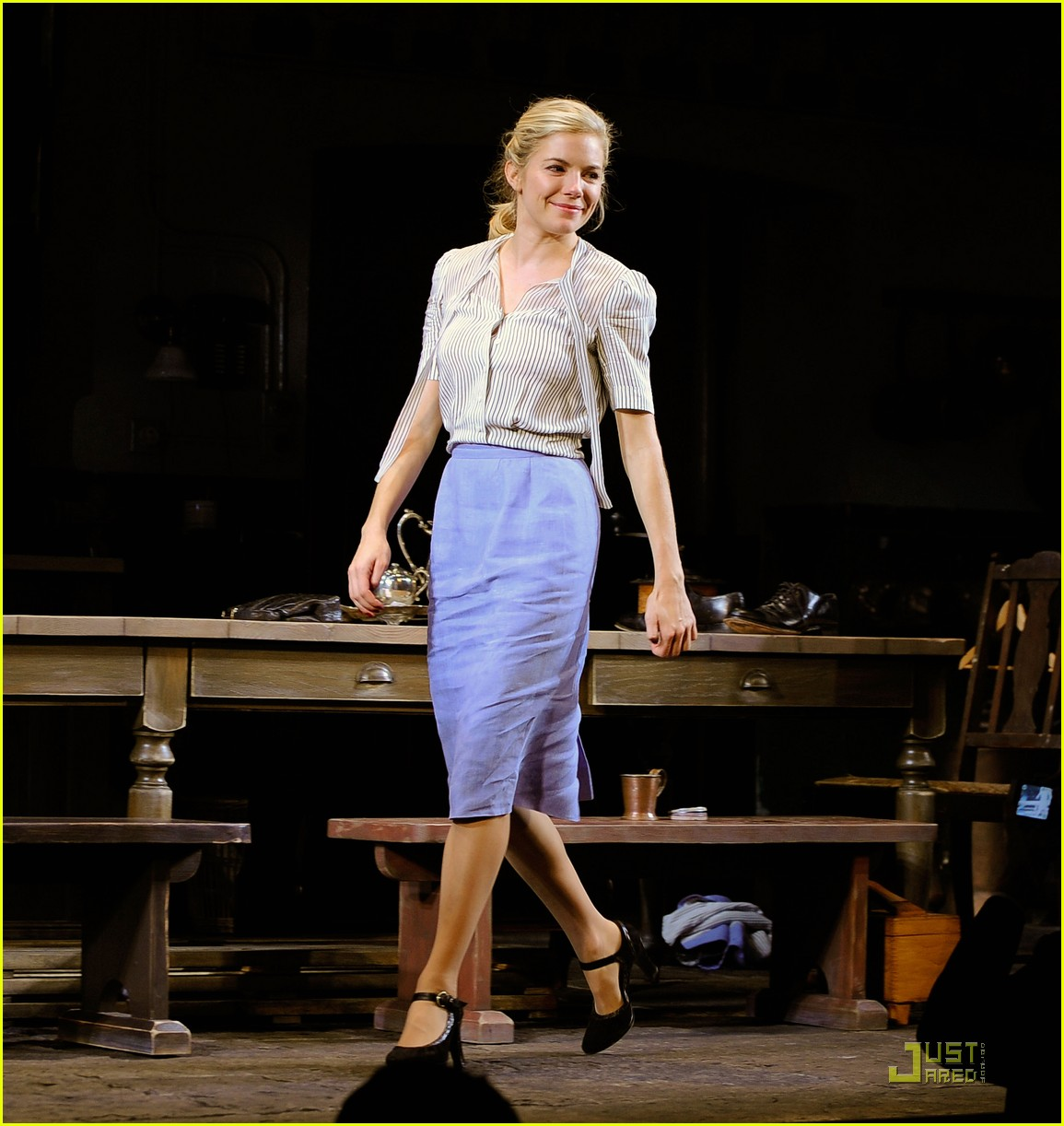 Five Feet Apart Julie: Sienna Miller Makes Her Broadway Debut: Photo 2308121