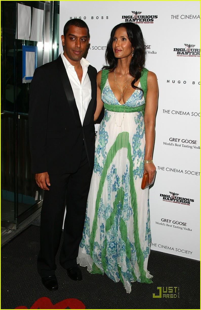 Padma Lakshmi is Pregnant, Top Chef Gods Rejoice: Photo ...