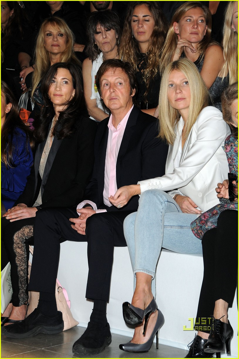 Gwyneth Paltrow Stella McCartney Supporter