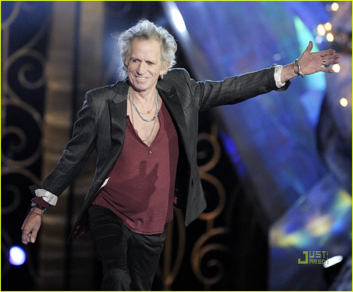 johnny depp keith richards rock immortal scream awards 022295032