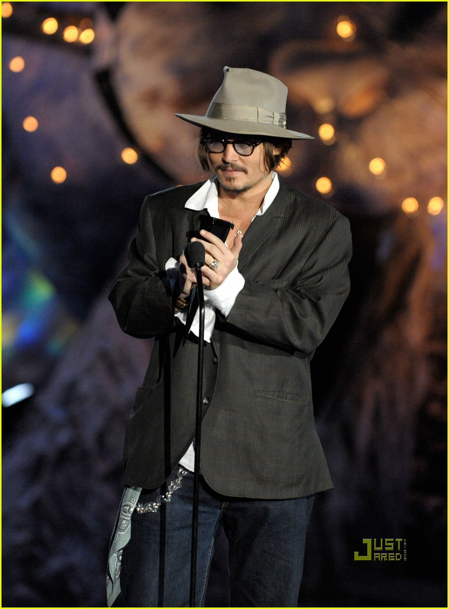 johnny depp keith richards rock immortal scream awards 152295162